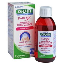 GUM PAROEX  - 0,12% PŁYN DO PŁUKANIA UST