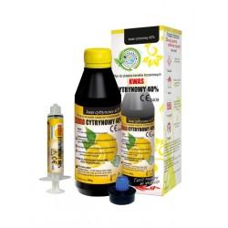 KWAS CYTRYNOWY 40% Płyn do płukania kanałów korzeniowych
